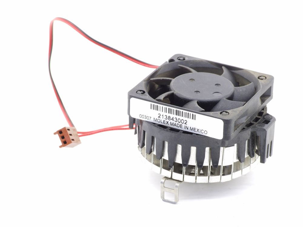 HP Compaq 213843002 CPU Heat-Sink Fan Kühler Lüfter Deskpro PC Socket 370 3-Pin 4060787285737