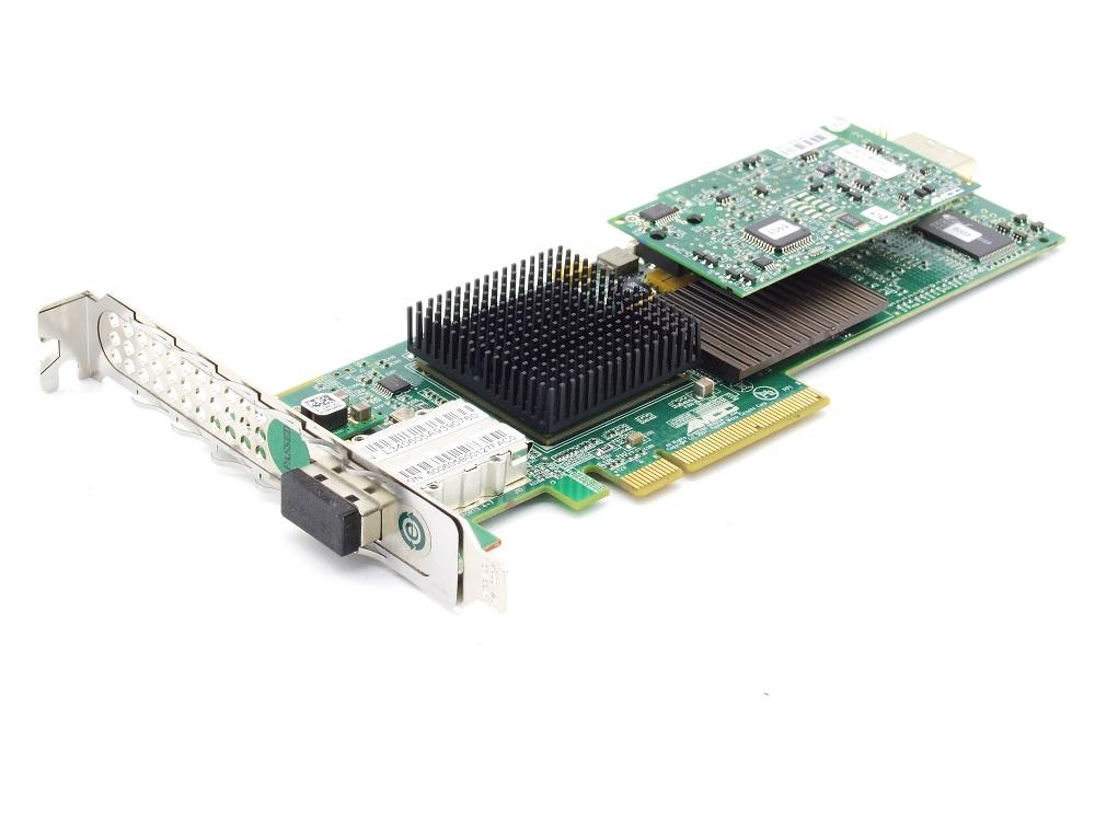 AMCC 3Ware 9690SA-4i4E 4-Port 3Gb SATA SAS RAID Controller PCI-E x8 700-3190-03C 4060787285232