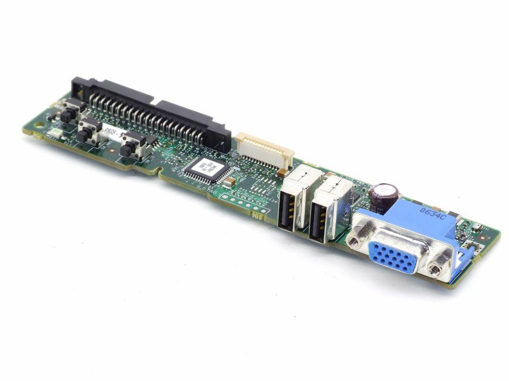 Dell 0PH194 Front Panel I/O Board VGA USB Power Button PowerEdge 1950 2950 PH194 4060787285867