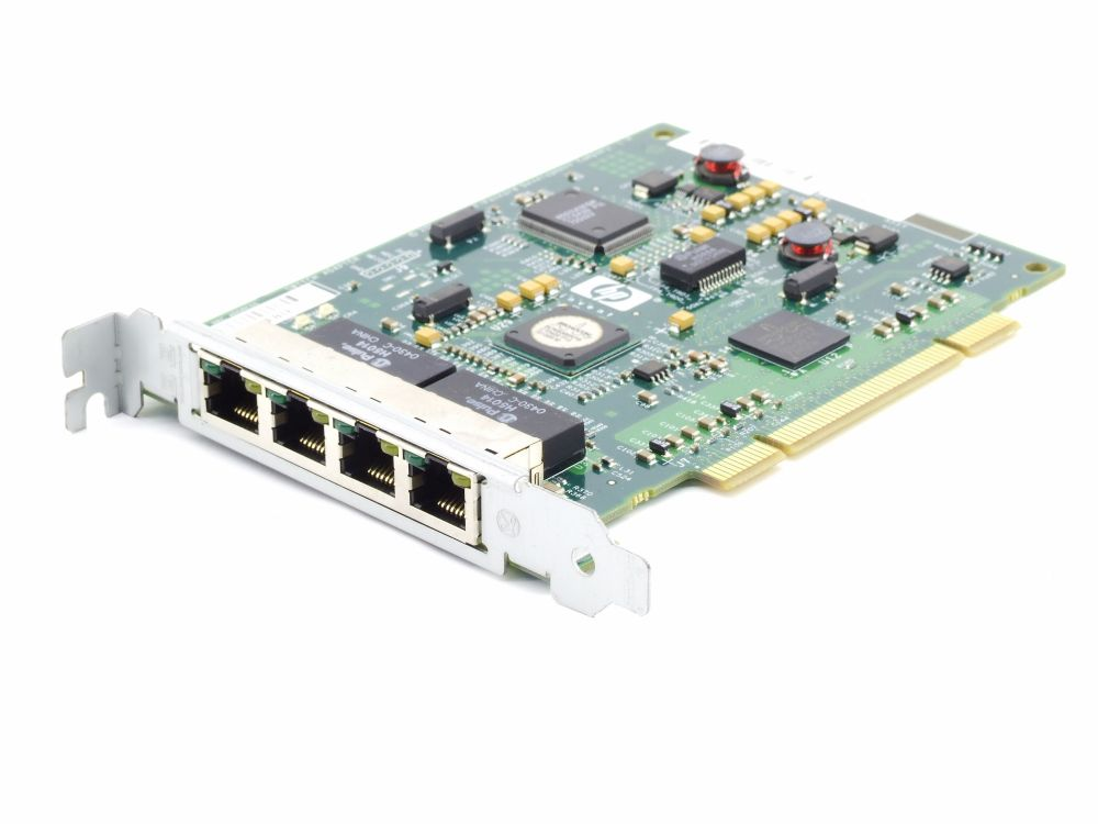 HP 366603-001 4-Port GbE Ethernet PCI Karte Card Adapter 012415-001 HSTNS-BN03 4060787287250