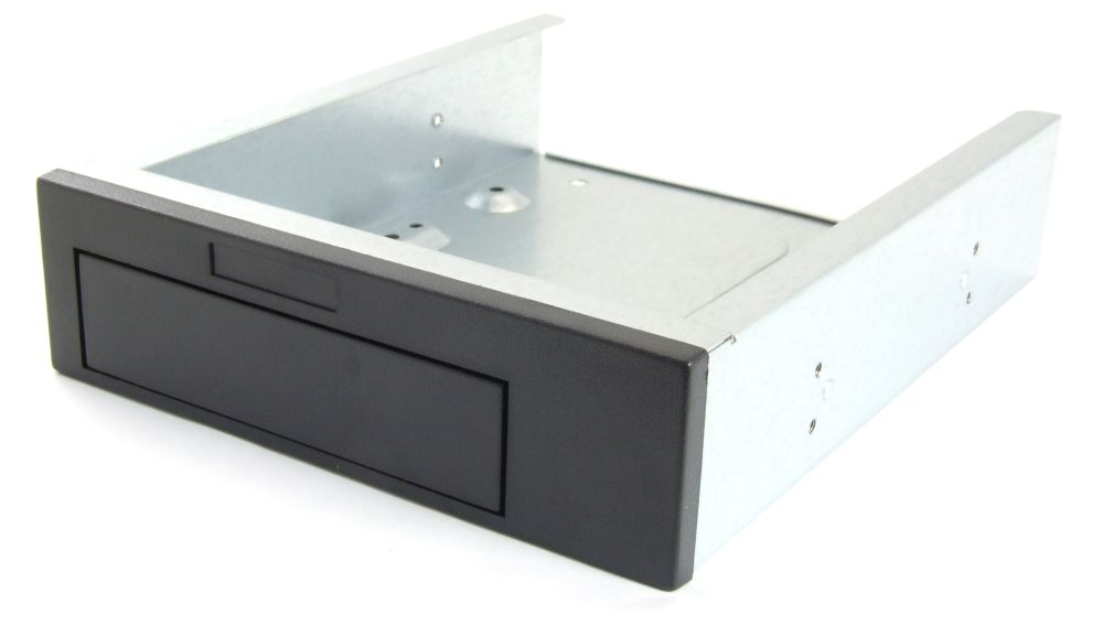 "Supermicro 5.25"" Bay 3.5"" HDD Floppy Disk Drive Tray Caddy Bezel Einschub Blende 4060787287618"