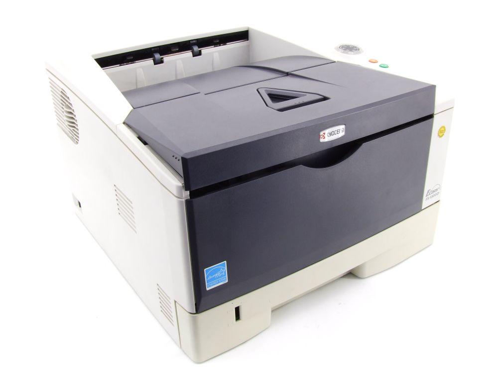Kyocera FS-1300D S/W Duplex Laser Drucker Network Printer LAN USB 17265 S./pp 4060787289414