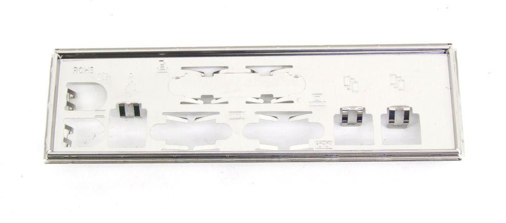 Supermicro CSE-PT7 Mainboard I/O Shield X6DH8-G2 X7SBA Anschluss Blende Blech 4060787288950