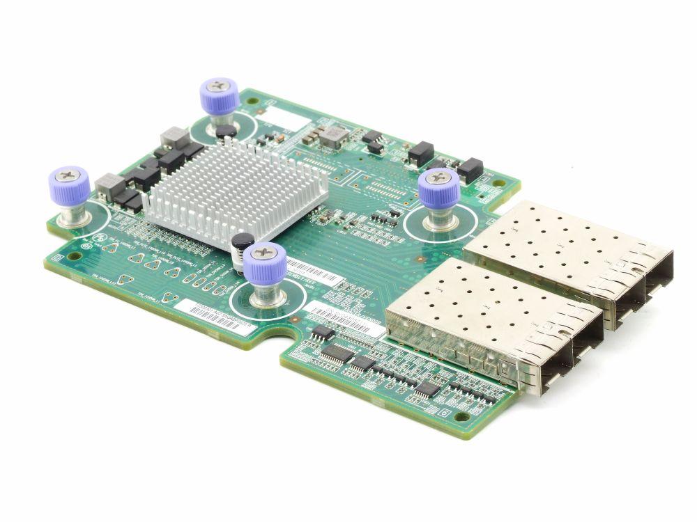 LSI L2-38084-10C 4-Channel 4-Port Fibre Channel FC Server Daughter PCB Board 4060787288257