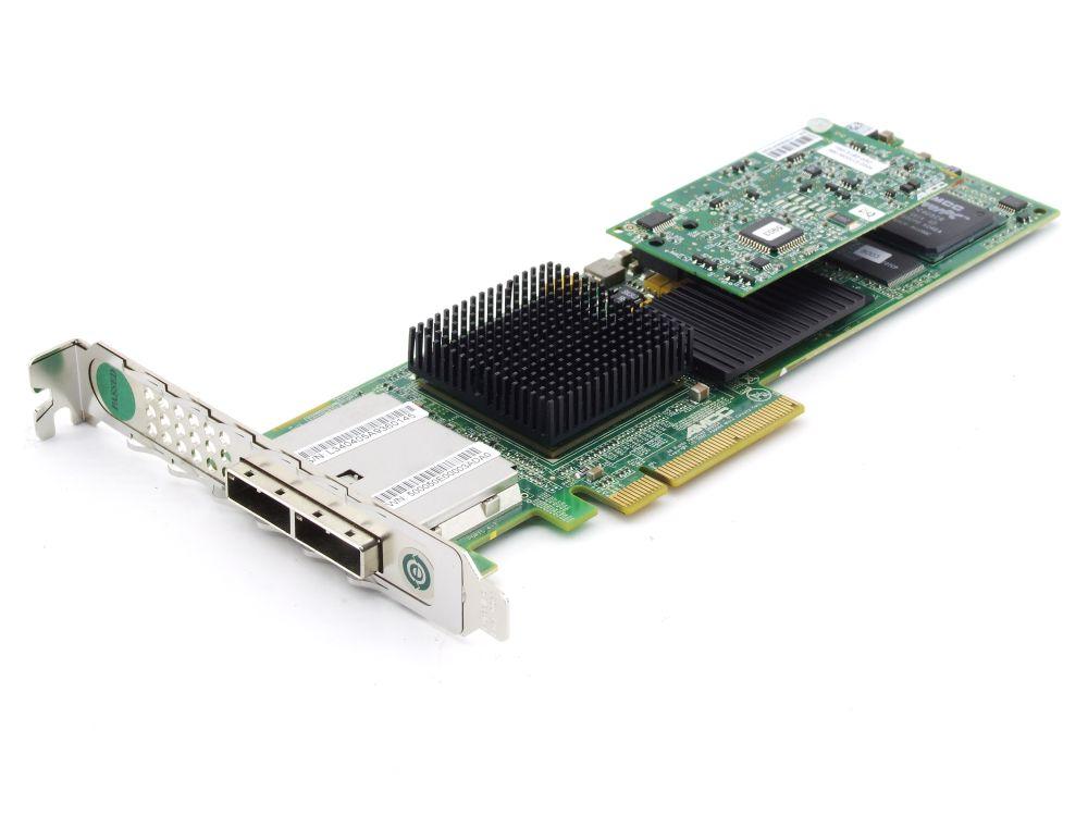 AMCC 9690SA-8E 8-Port 3Gb SATA SAS RAID Controller Card Karte PCI-E 700-31404-01 4060787289599