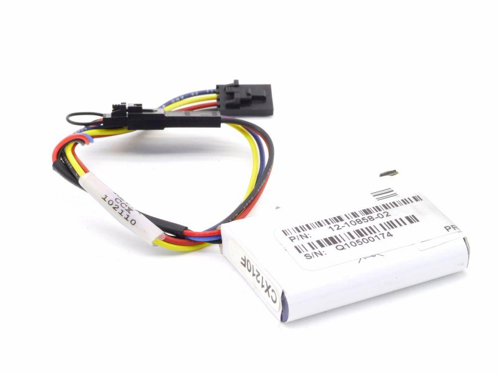 LSI 190-3010-01 Rechargeable Li-Ion RAID BBU Battery Akku 1800mAh 12-10858-02 4060787291035