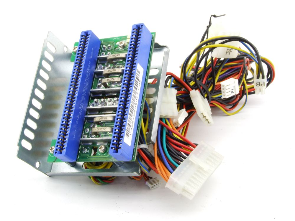 Supermicro Power Supply Distributor Backplane SC822/823 SP502-2S CSE-PT822-PD500 672042662333