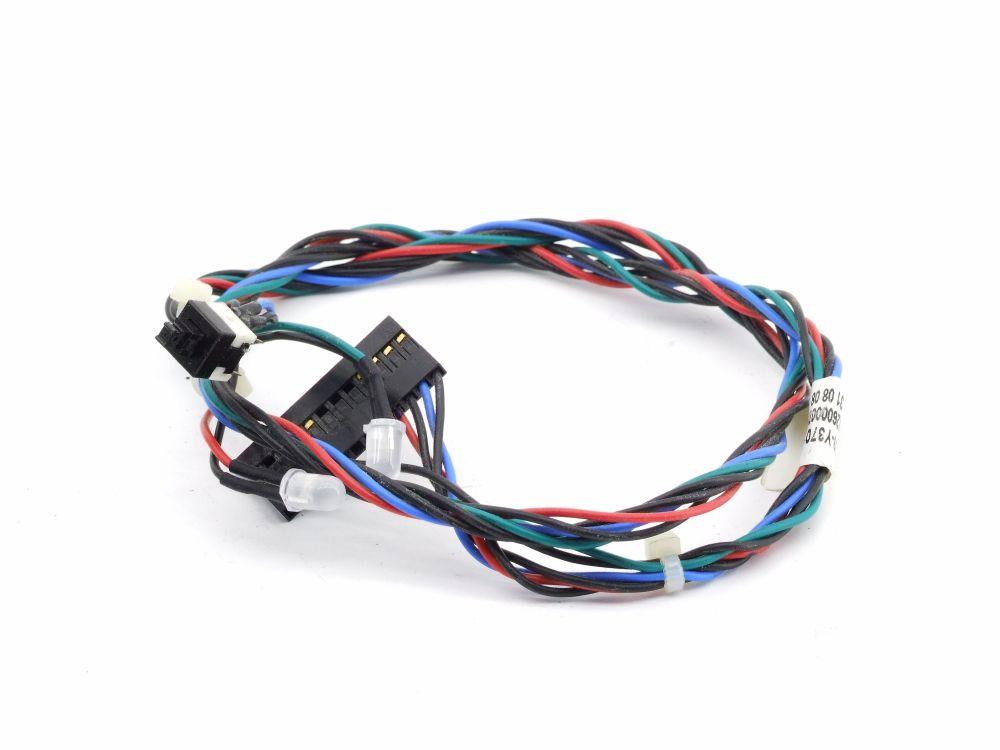 Fujitsu-Siemens FSC Esprimo Power Push Button Switch HDD LED T26139-Y3701-V127 4060787290335