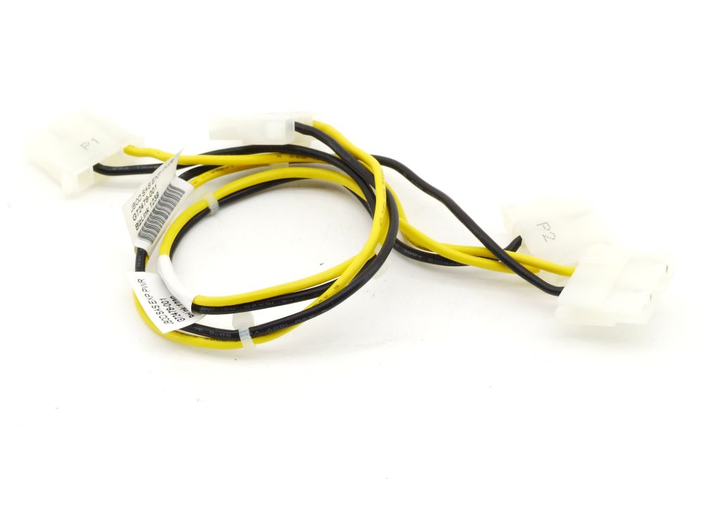 Intel G72478-001 JBOD SAS Expander Molex Power Cable Strom-Kabel JBOD2000 Server 4060787292872
