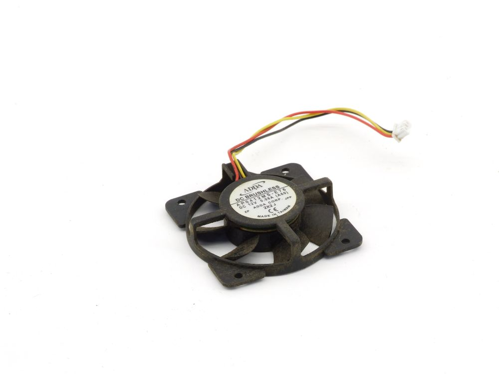 ADDA AP0412MS-E76 Graphics Card GPU Fan Lüfter DC12V 0.08A 3-Pin Leadtek Winfast 4060787293725