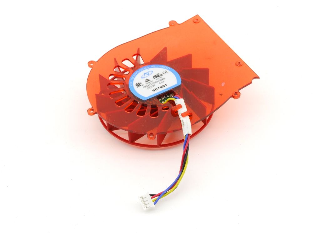 NTK CF1275-B30M-E004 75mm Graphics Card GPU Fan Grafikkartenlüfter DC 12V 0.6A 4060787295163