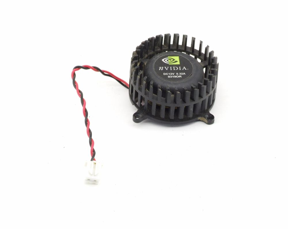 Delta BFB0512HH 35mm nVidia Graphics Card Blower Fan Lüfter DC 12V 0.32A 2-Pin 4060787295217