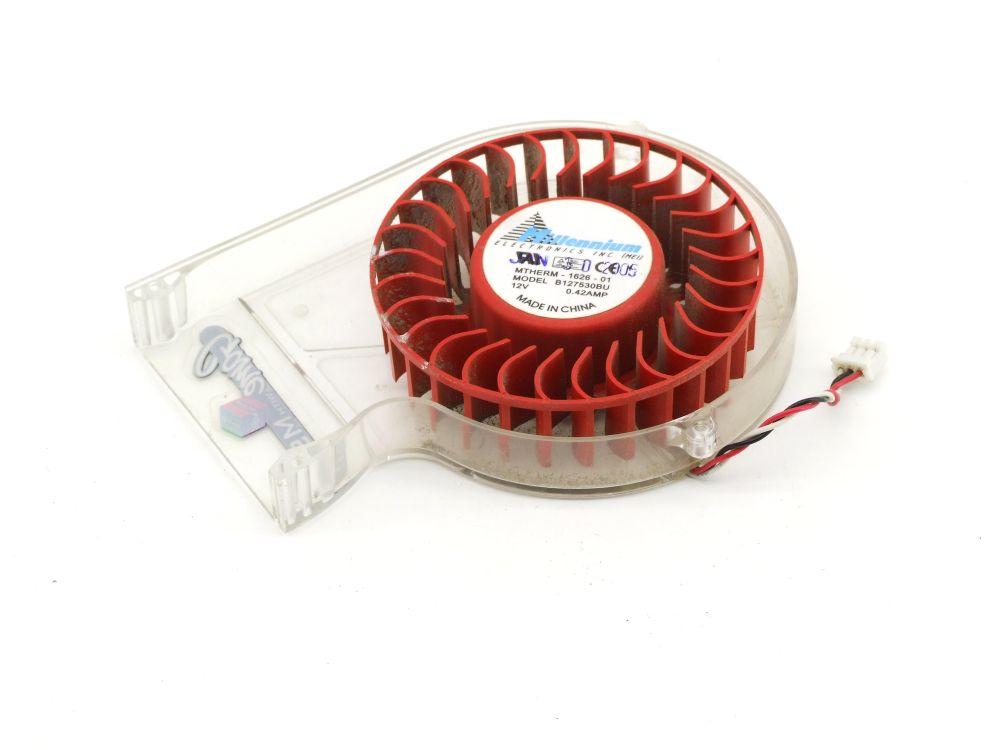 Millenium B127530BU Fan Lüfter ATI Radeon X800 X1600 3-Pin 0.42A MTHERM-1626-01 4060787295385