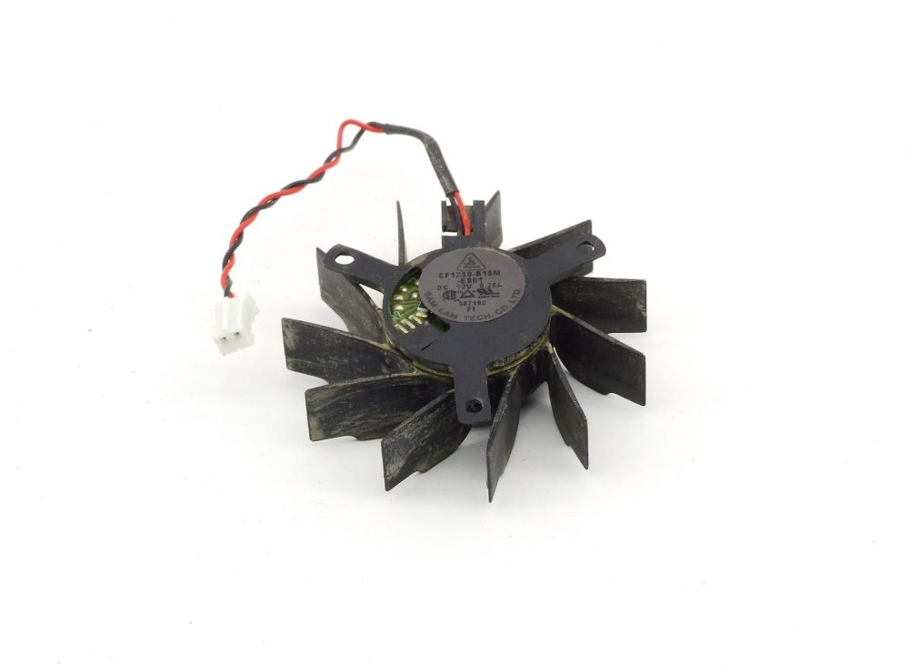 Sam Lam Tech CF1250-B15M-E001 50mm Computer Graphics Card Fan Lüfter 0.25A 12VDC 4060787295514