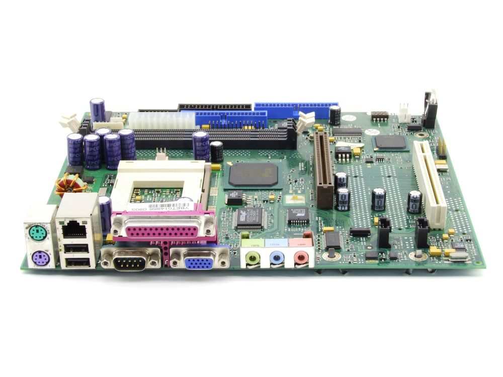 Fujitsu-Siemens Intel Socket 370 Mainboard Scovery xS SD-RAM AGP D1215-C33 GS2 4060787296146