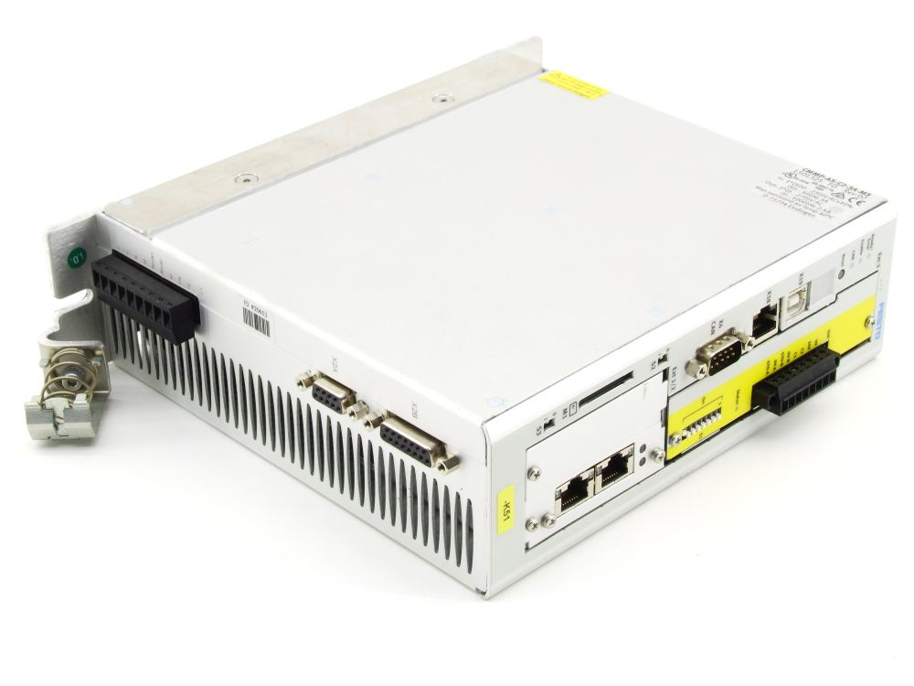 Festo CMMP-AS-CS2-3A-M3 Motor Controller 3x 0-270VAC 0-1000Hz 2.5A 1501325 FD 07 4060787297723