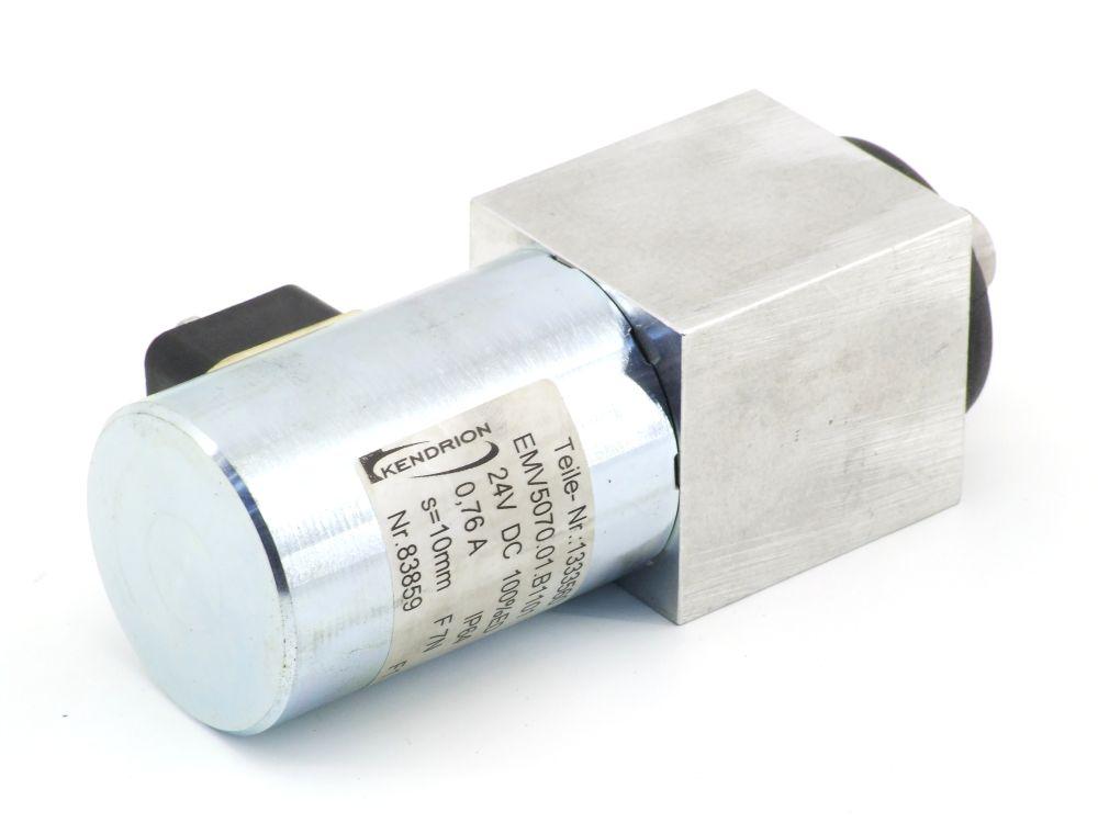 Kendrion EMV5070.01.B1101 Electromagnetic Locking System Solenoid Magnetschloss 4060787301598