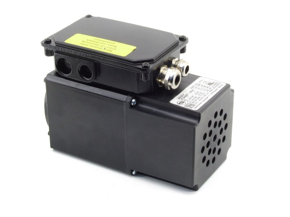 Weiss AZKA 56L-4T B14P78 Rundtisch Motor 0.12/0.14kW 0.8/0.46A 1380/1685rpm 4060787301741