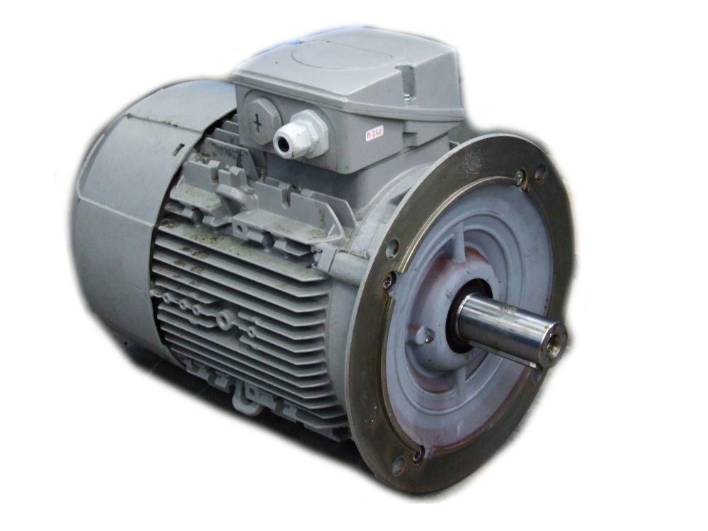 Lammers 1TZ90011CB234FA4-Z 3-Phase Motor Drei-Phasen Drehstrom-Motor 7.5kW/8.6kW 4060787305404