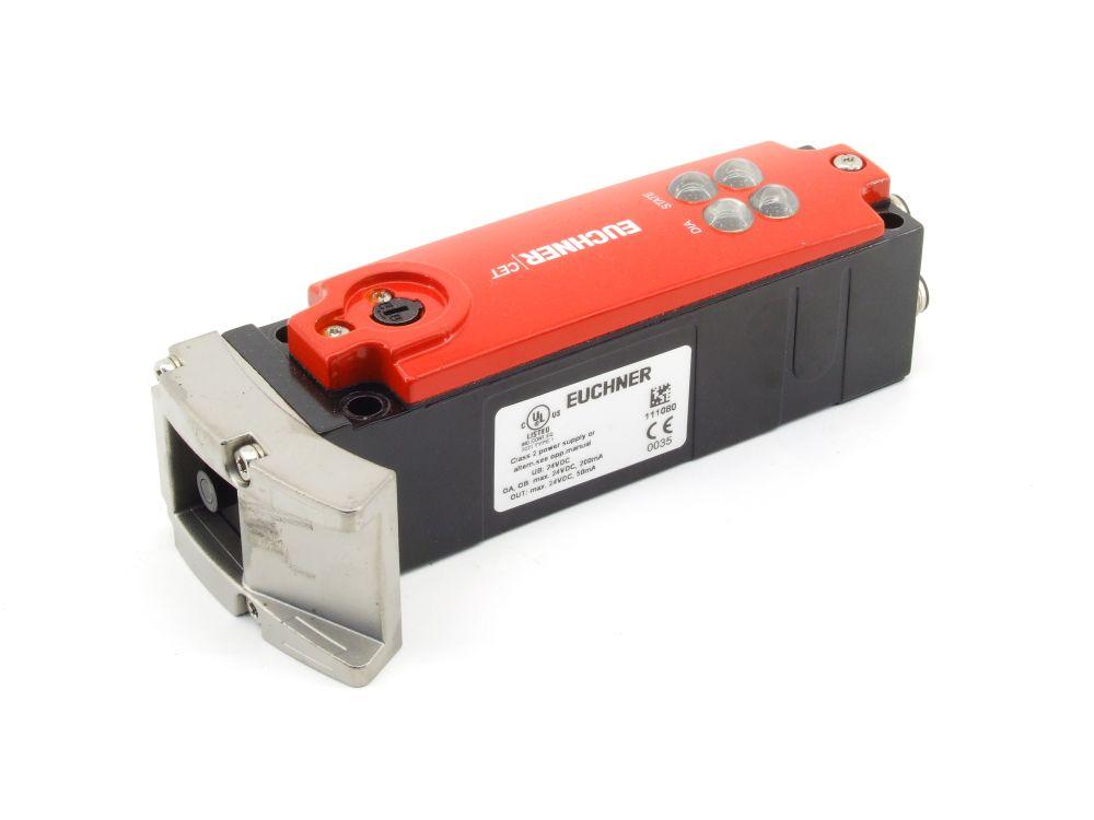 Euchner Sicherheits-Schalter Safety Switch 24VDC CET4-AR-CRA-CH-50X-C2355-113609 4060787306449