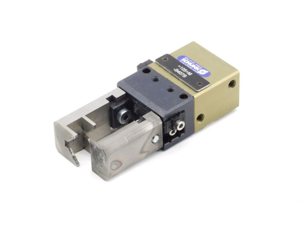 Schunk MPG 32 AS Pneumatischer 2-Finger Parallelgreifer Parallel Gripper 340041 4060787306616