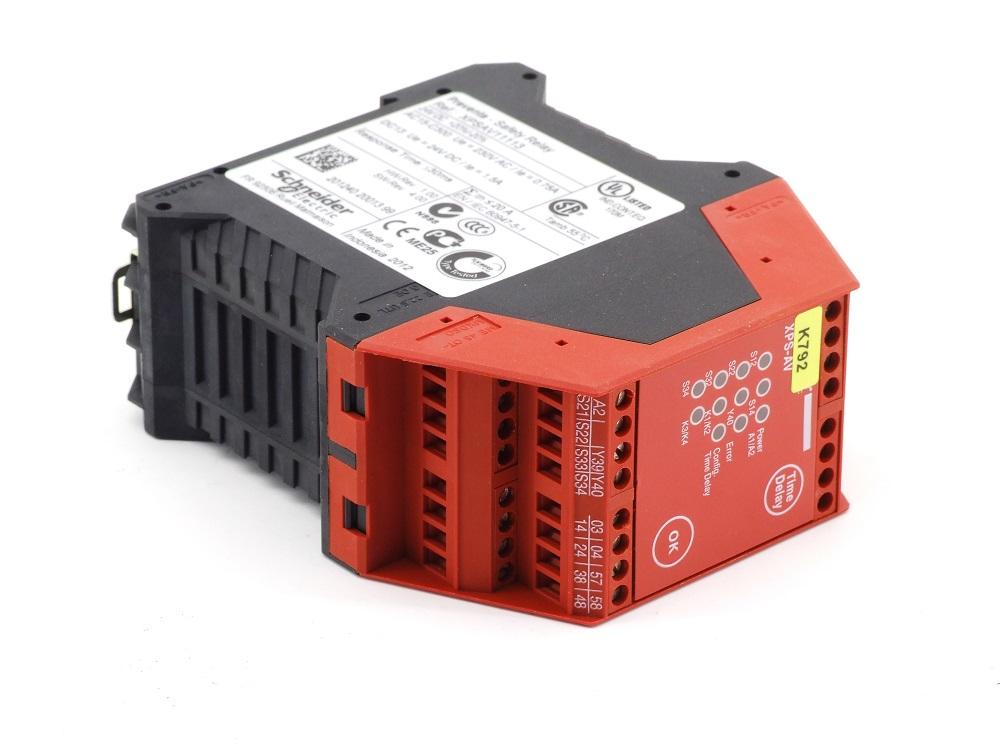 Schneider Electric XPSAV11113 Preventa Safety Relais Sicherheitsrelais 24V DC 4060787306586