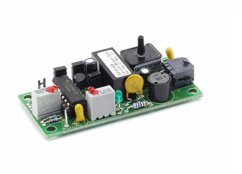 Infotech 300.00.429 Vacuum Sensor Card PCB 200.01.146 IP520 XY Positionier-Tisch 4060787307361