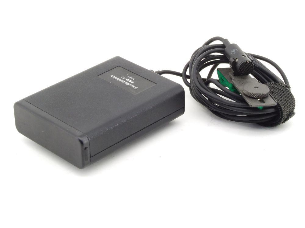 Audio-technica Pro70 Cardioid Condenser Lavalier Microphone Kondensator Mikrofon 4060787314734