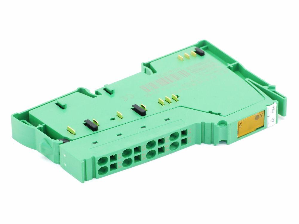 Phoenix Contact Inline Funktions-Klemme 24V DC IB IL 24 FLM MULTI-PAC 2737009 4060787317179