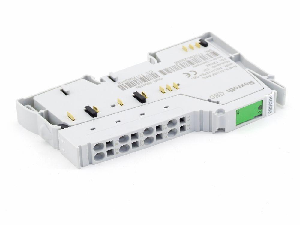 Rexroth Inline Klemme Input Module Terminal R-IB IL AI 2/SF-PAC R911170784-GB1 4060787317629