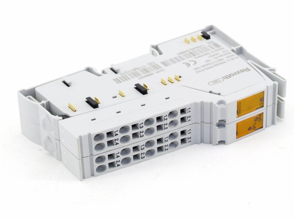 Rexroth Inline Funktionsmodul Klemme Terminal RS232-PRO-PAC R911170440-103 Bosch 4060787317599