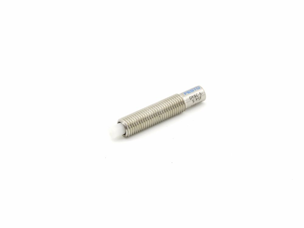 Festo DYSC-5-5-Y1F Stoßdämpfer Hydraulic Shock Absorber Stroke/Hub = 5mm 548011 4052568093181