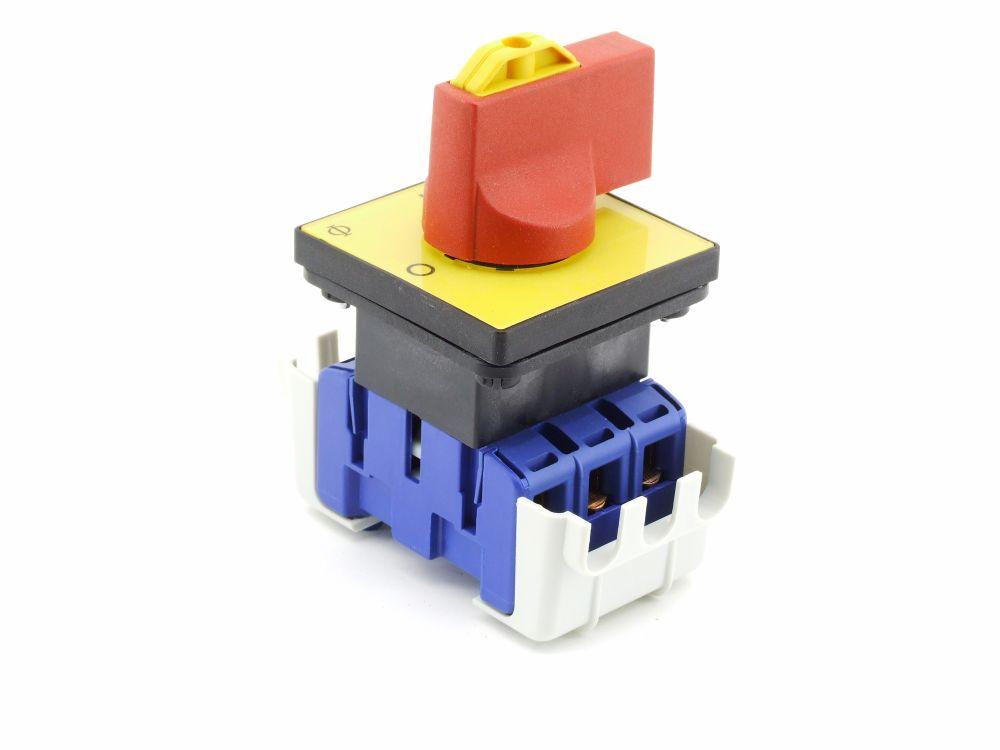 Kraus&Naimer KG64B T203/D-A036 Manual Motor Controller Switch Reparatur-Schalter 4060787326652