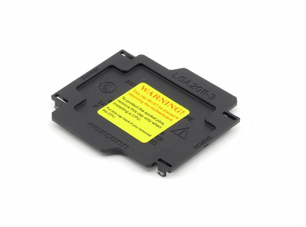Foxconn CPU Socket Protective Cover Cap Intel LGA2011-3 Prozessor-Sockel Schutz Nicht zutreffend