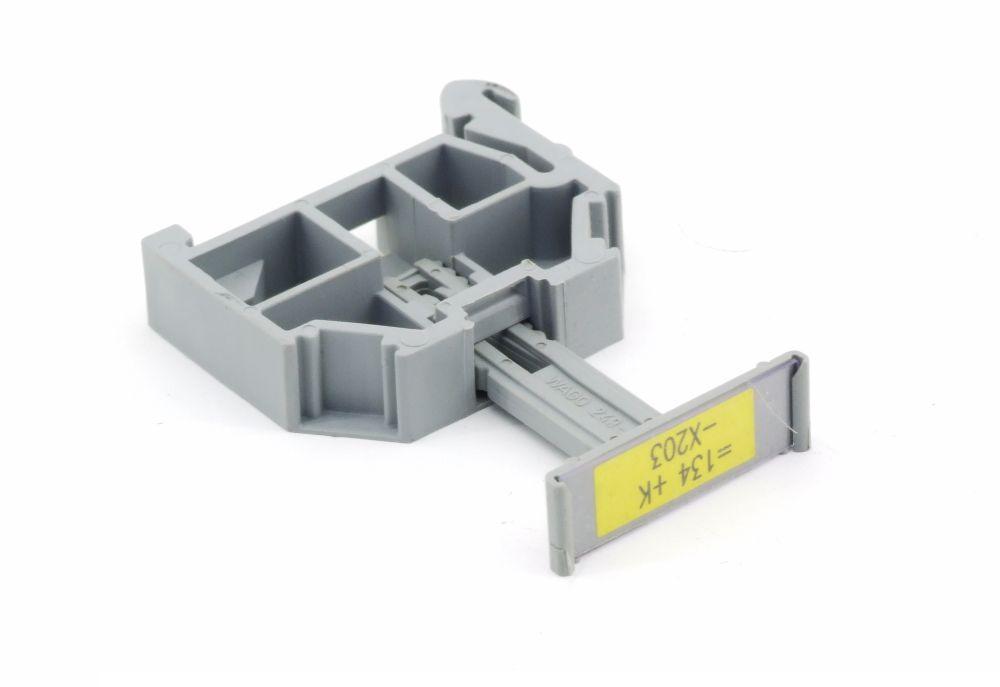 2 X conector WAGOBOX vivienda Junction Caja Caja