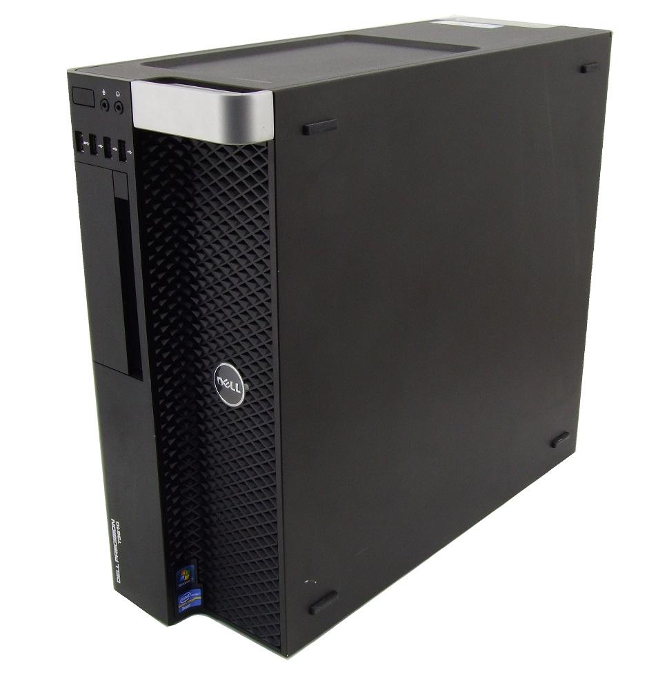 Dell Precision T3610 Workstation Desktop/Tower Case Chassis Leer-Gehäuse D01T Nicht zutreffend
