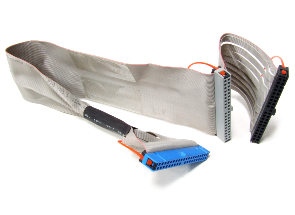 DELL UDMA P-ATA IDE 40-Pin 80-Wire CD DVD HDD Hard Disk Drive Ribbon Cable Y5391 4060787109910