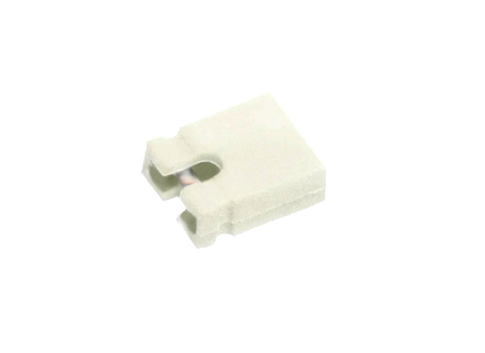 10x HDD IDE PC 2-Pin Jumper Connector White / Kurzschluss-Bücke Steckbrücke Weiß 4060787110527
