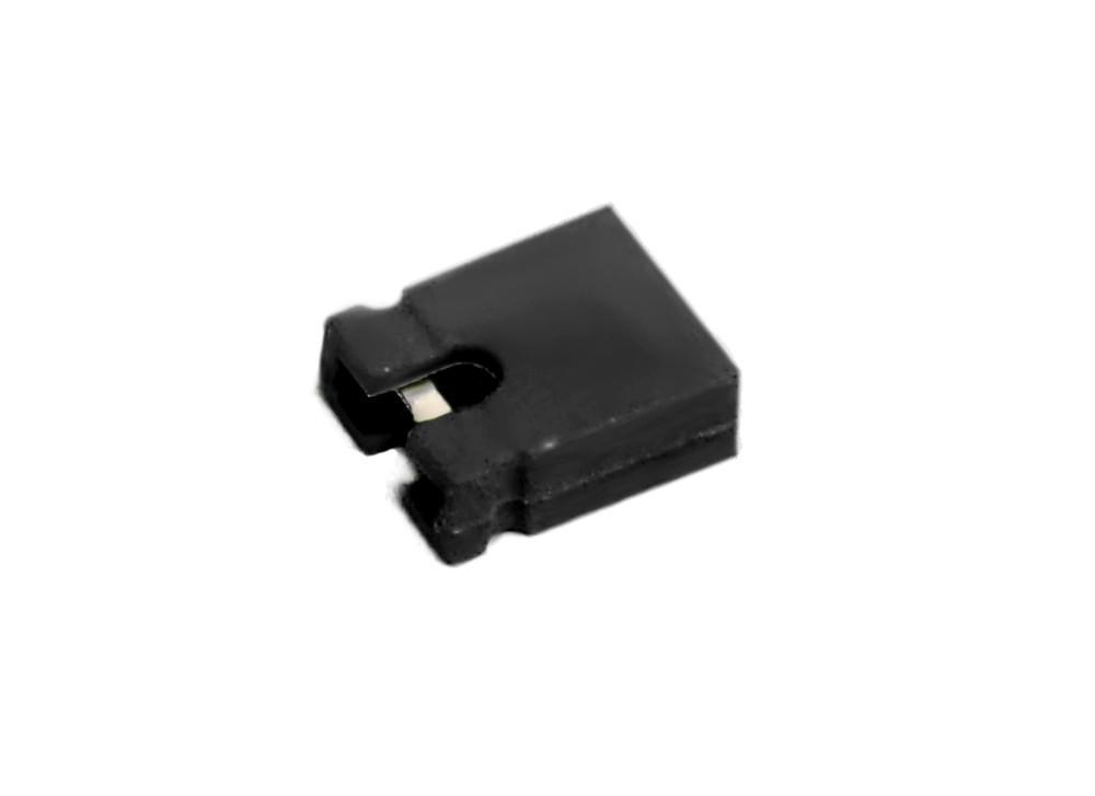 10x IDE HDD PC 2-Pin Jumper Plug Black / Kurzschluss-Brücke Steckbrücke Schwarz 4060787110602