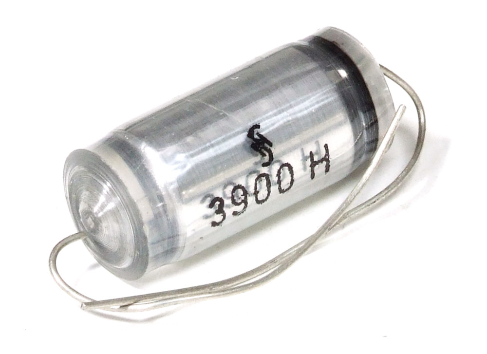 250pf 0.25nf 63v 2.5/% STYROFLEX Polystrol Capacitor//Foil Capacitor ø3x8mm
