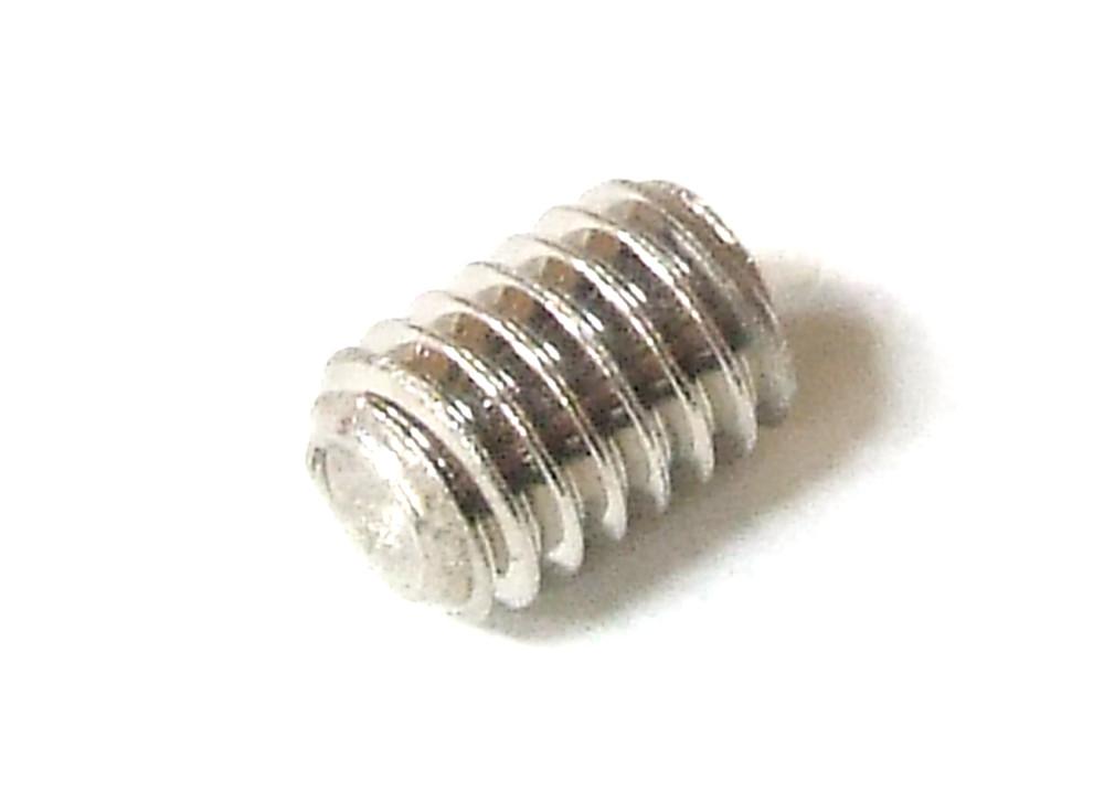 10x DIN916-45H M3 Socket Set Screw Cup Point / Madenschraube Gewindestift 3x4mm 4060787225573