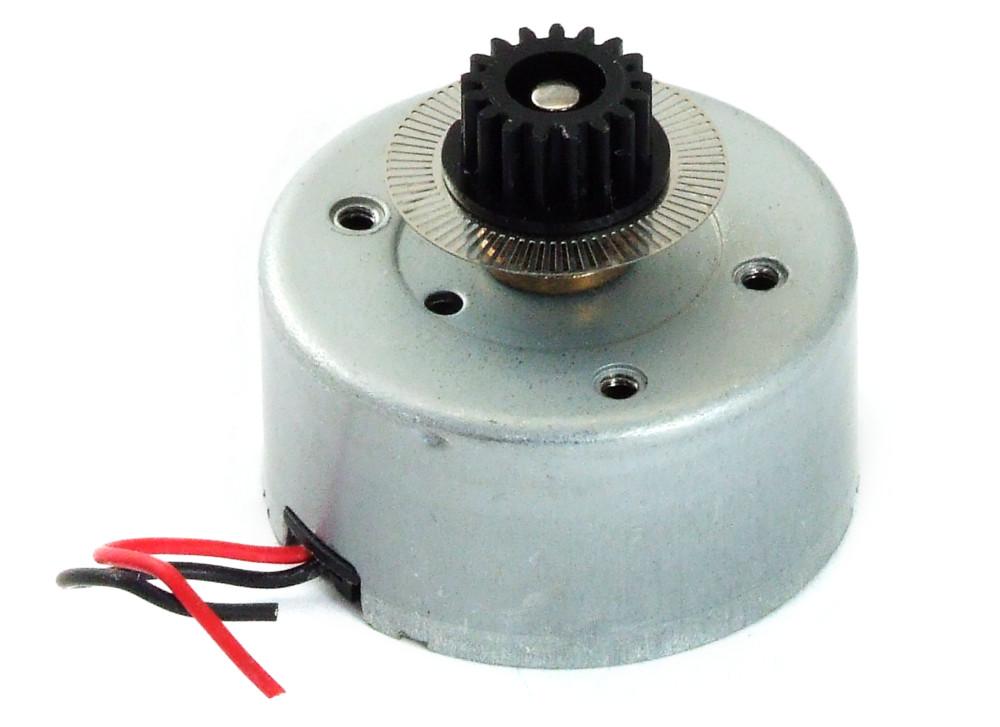 Miniature DC Motor Hobbyist Model Craft Robotic Toy Mini Elektromotor Modellbau 4060787249456