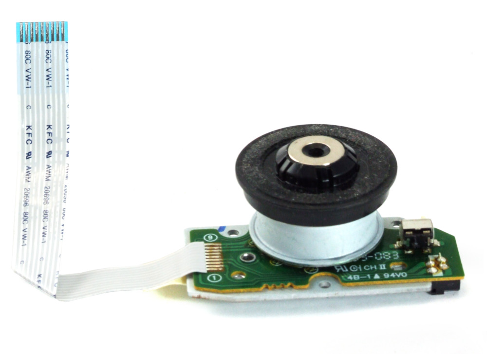 MSDH-D011A Miniature DC Motor CD-Spindle 9-Pin Cable / Elektromotor CD Ablage 4060787250889