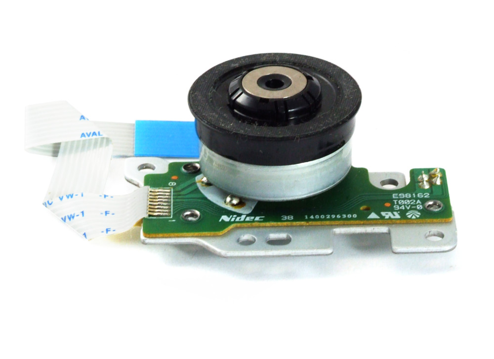 Nidec Bürstenloser Gleichstommotor m/ CD-Ablage Disk Spin DC Brushless Motor Hub 4060787251480