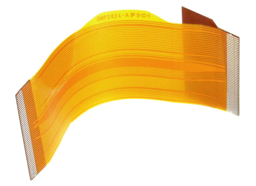 45-Pin 0.5mm FFC Flat Flex Film Foil Cable / Folien-Kabel Flachbandkabel 6.5cm 4060787253507