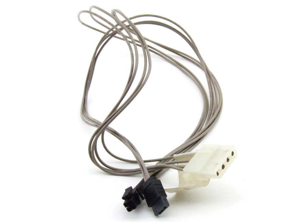 Fujitsu ODD Drive 6-Pin SATA 4-Pin ATX Molex Power Cable Kabel T26139-Y3986-V301 4060787275851