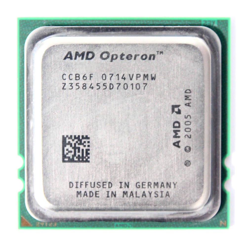 AMD Opteron 2210 2x1.80GHz/2MB OSA2210GAA6CX Sockel/Socket F 1207 CPU Processor 4060787249524