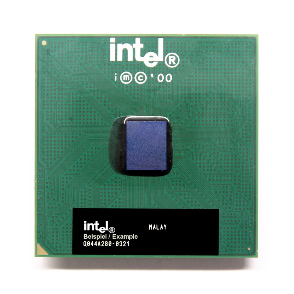 Intel Pentium III SL4C8 1.0GHz/256KB/133MHz Socket/Sockel 370 1.7V CPU Processor 4060787078155