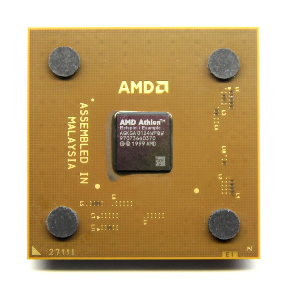 AMD Athlon XP 1900+ 1.6GHz/256KB/266MHz AX1900DMT3C Sockel 462/ Socket A PC-CPU 4060787030481