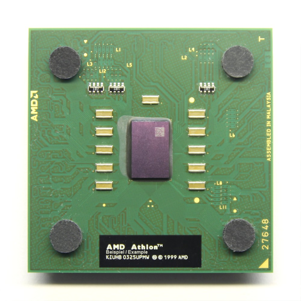 AMD Athlon XP 1700+ 1.47GHz/256KB/266MHz AXDA1700DUT3C Sockel 462/Socket A CPU 4060787031969
